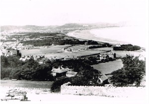 View of Colwyn Bay
