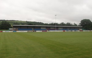 Colwyn Bay Football Stadium
