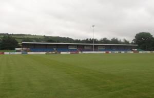 Colwyn Bay Football Stadium