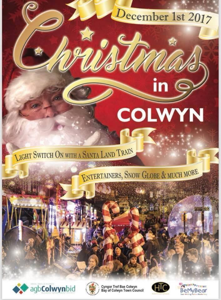 Christmas in Colwyn